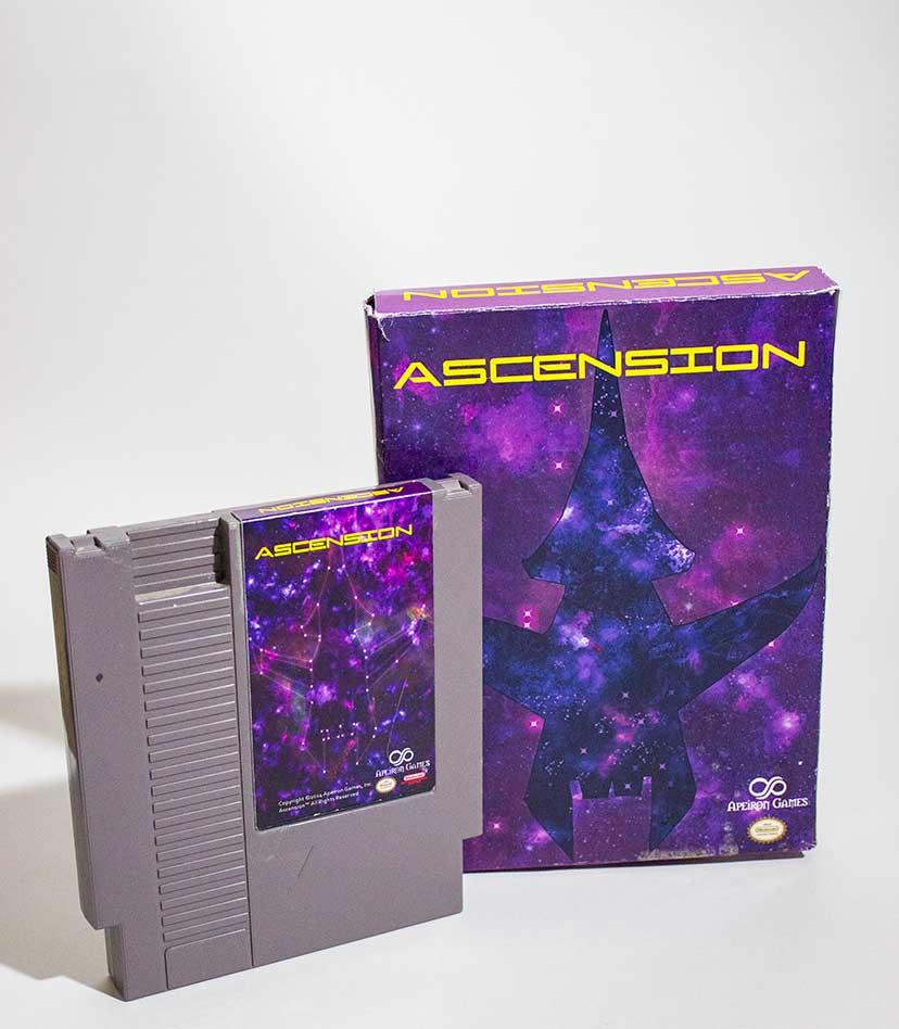 Ascension - Nintendo(NES) Game Press/Release Kit