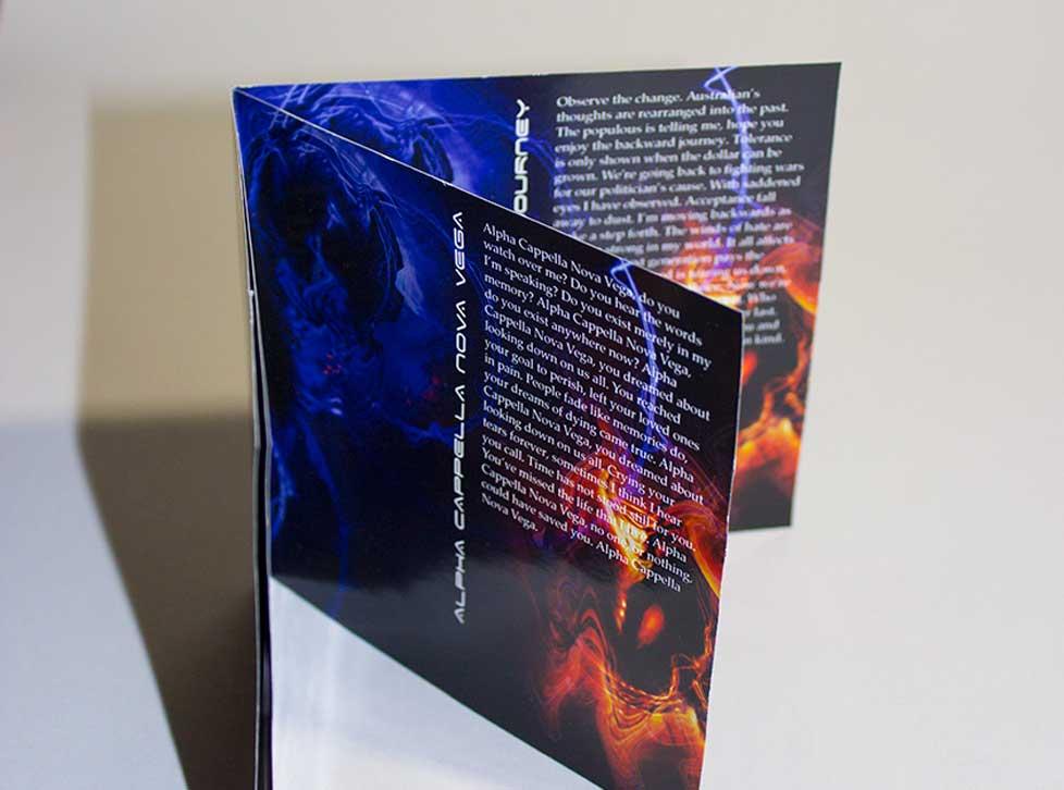 Alchemist CD Re-Design